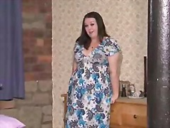 British bbw slut jenny plays with herself in various scenes