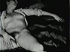 Karvane Vintage Teismeline Lesbi