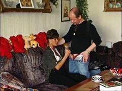 Двойка Германки Възрастни Възрастни Бабички