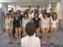 Half nude japanese chicks showing off part2