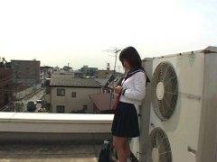 אסיאתיות פטיש יפניות ציבורי צעירות