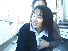 אסיאתיות יפניות ציבורי צעירות יפניות