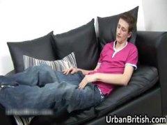 Jamie west wanking his hard gay part5