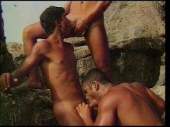 肛交 海滩 男同性恋 拉丁妞 男孩