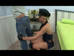 Police woman dylan riley gets fucked