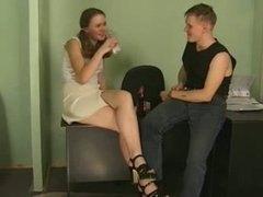 שלישיה אנאלי רוסיות צעירות חדירה כפולה