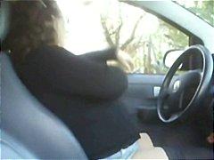 חובבניות ברונטיות מכונית זין עושים ביד