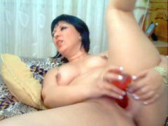 Beauty mature mastur 002
