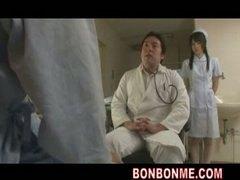 Азиски Доктор Медицинска сестра Тројка Група