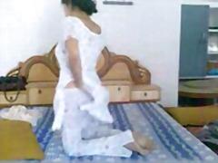 მოყვარული გოგონა ინდოელი