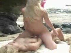 חוף בלונדיניות דילדו הרדקור צעצועים