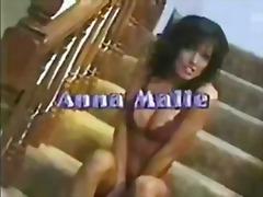 Handjob bitch anna malle dirty talk with red bra