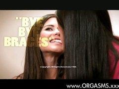 Lesbičky Orgasmus Píča Mladý holky