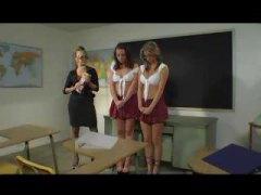 Zadočky Dievčatá Ženská Dominancia Fetiš Sieťované Pančuchy