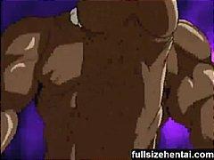 Animē Aziātu Animētie Loceklis Meitene