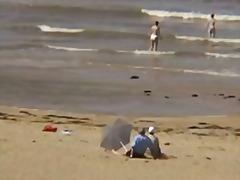 Amatéri Na pláži Francúzky