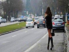 უკანალი საზოგადო გოგონა