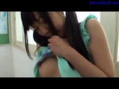 Aasia Tüdruk Jaapani Kool Tudeng
