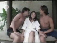Азиатки Свирки Празнене Групов секс Конте