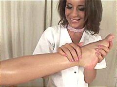 פטיש כפות רגליים עיסוי לסביות פטיש כפות רגליים