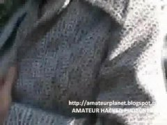 Аматери Флешинг Хардкор Во Двор Јавно