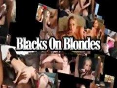 אנאלי שחורות בלונדיניות רב גזעי