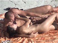 חובבניות חוף ציצים ווייר מצלמה נסתרת