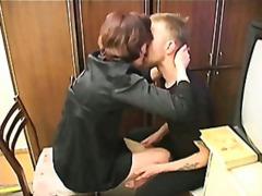 חובבניות בחור צעיר אמא רוסיות