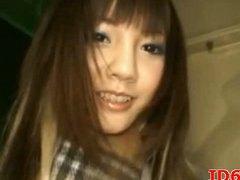 Asyano Marikit Babae Hapon Modelo