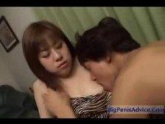 მოყვარული აზიელი სექსი უკნიდან