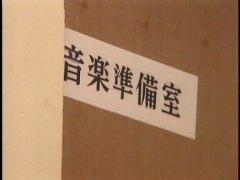 აზიელი იაპონელი მასწავლებელი ყლე