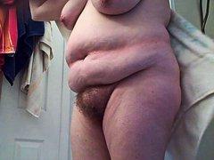 מיטה חזה גדול שעירות מקלחת ווייר