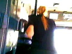 Автобус Флешинг Скриено Јавно