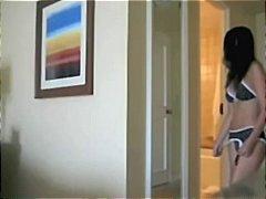 חובבניות ברונטיות בית מלון צעירות מבוגרות