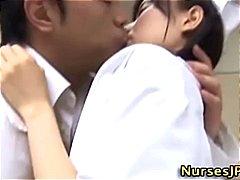 אסיאתיות רופא שעירות יפניות אחיות