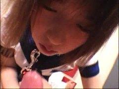 Aasia Fetiš Jaapani Üleannetu Teismeline