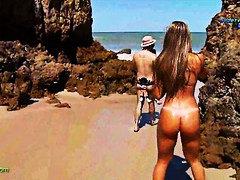 Na plaži Smešno