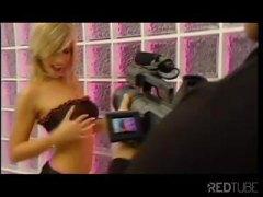 Panemine Blondid Hardcore Pornostaar