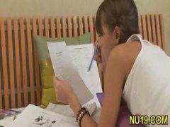 Ερασιτεχνικό Κώλοι Τσιμπούκι Σκληρό Ρωσίδα