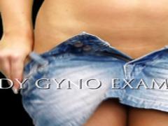 გინეკოლოგი ქერა სექს - სათამაშო