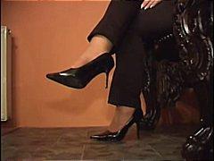 גרבונים פטיש כפות רגליים נילון