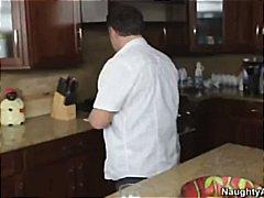 Κώλοι Νέγρος Κουζίνα Οργασμός Βυζάκια