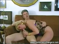 Mature amateur couple fucking