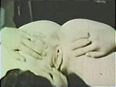 Dildo Karvane Mängud Vintage Lesbi
