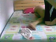 Ερασιτεχνικό Γκόμενος Μεθυσμένη Κορίτσι Ινδή
