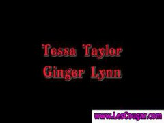 Classic porn star ginger lynn is making out with tessa taylor