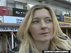 Amateur Blond Blowjob Tschechien Haarig