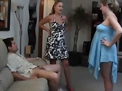 Maris trompés Domination féminine Ex