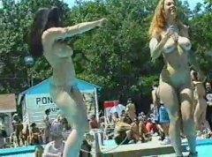 חובבניות רוקדות סינוור ציבורי