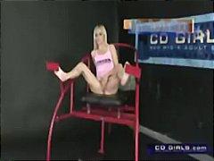 Amatöör Blondid Orgasm Pornostaar Tihe